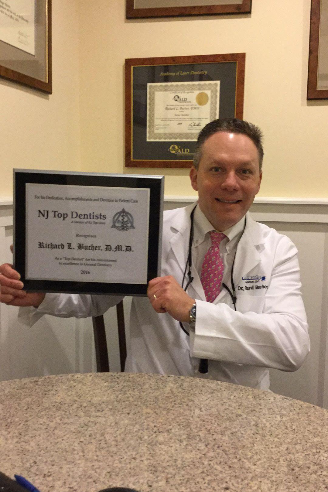 Dr. Richard Bucher NJ Top Dentist Oakland NJ